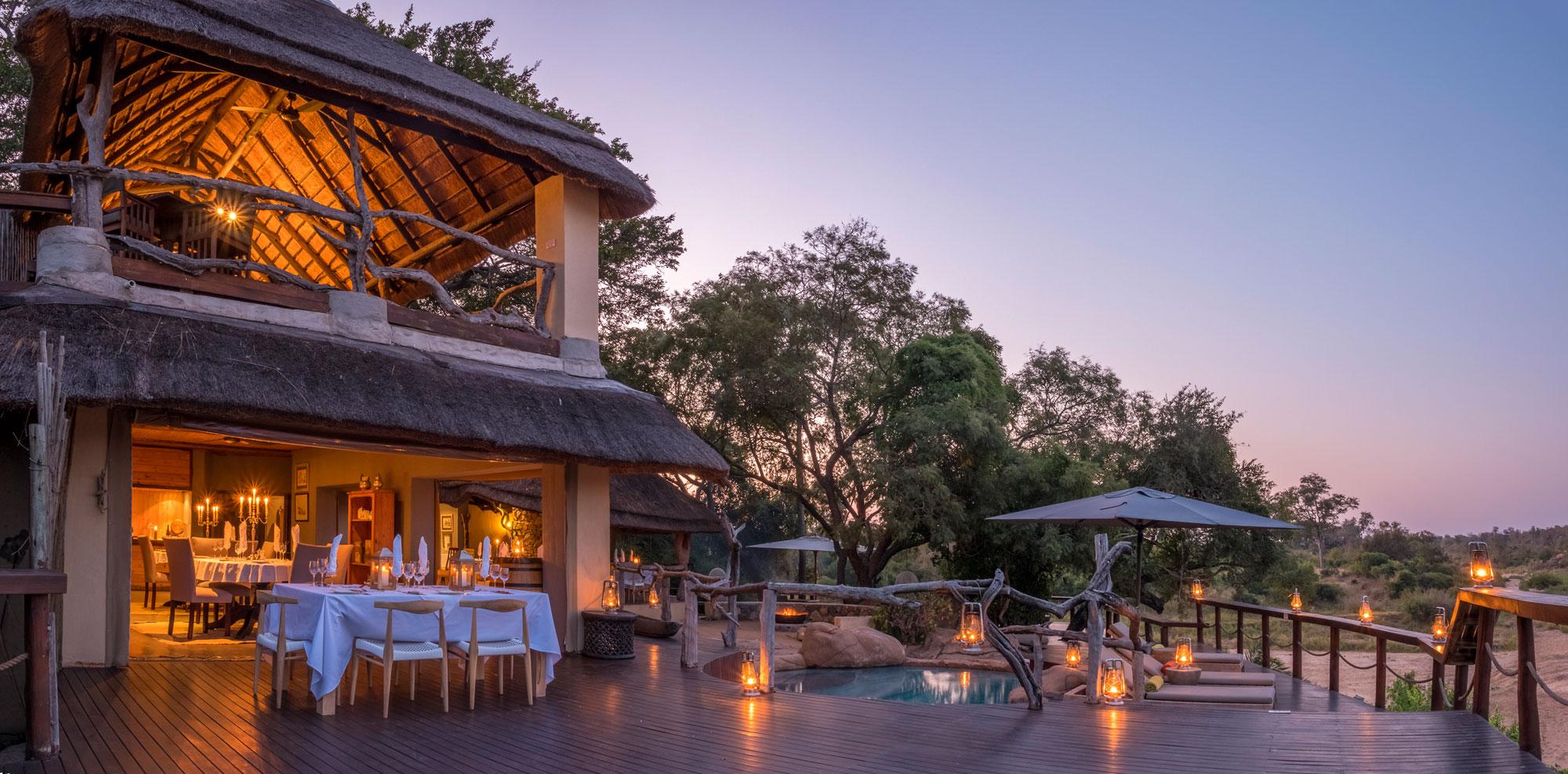 The Top 13 Private Game Lodges Inside Kruger National Park